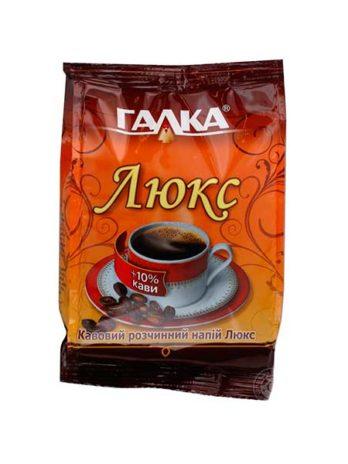 Напій кавовий Галка Люкс з екстрактом з кореня цикорію