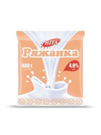 Віта Ряжанка 4%